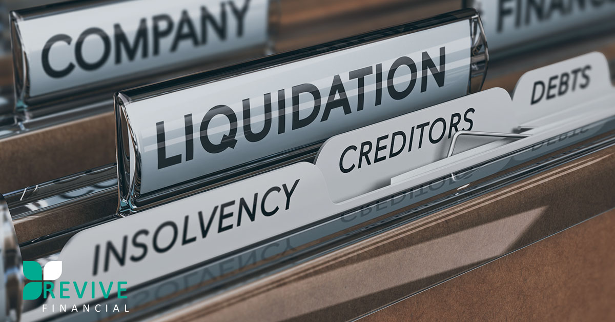 Creditor types and rankings